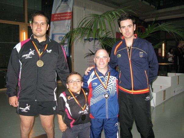 Medalla Stuttgart Open