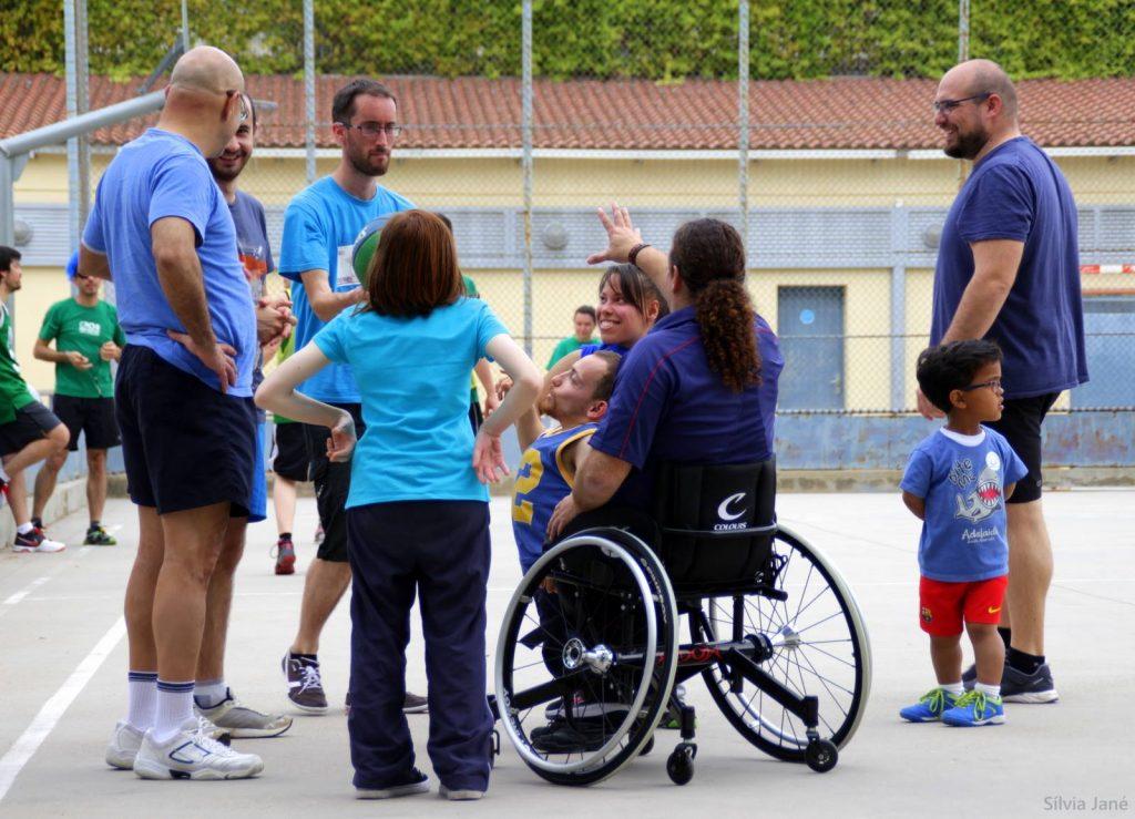 Bàsquet inclusiu