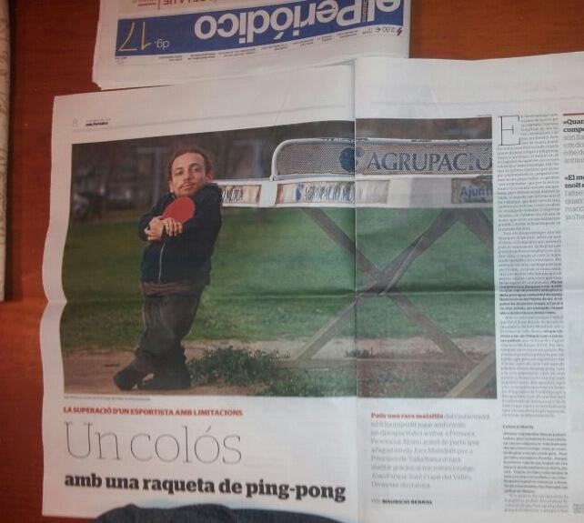 Reportatge El Periódico