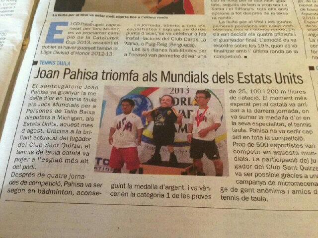 Notícia Diari Sport