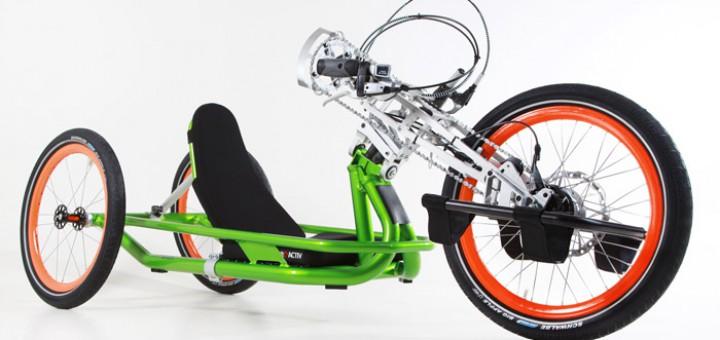 Model de Handbike