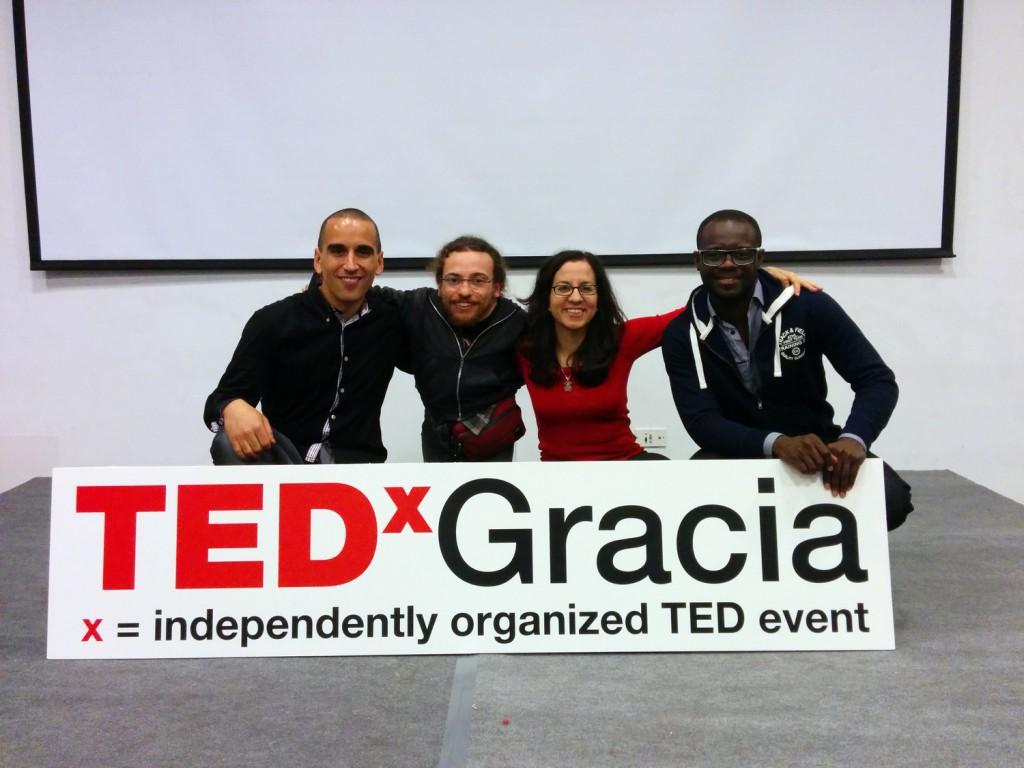 Cartell TEDxGràcia