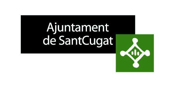 Logo Ajuntament de Sant Cugat