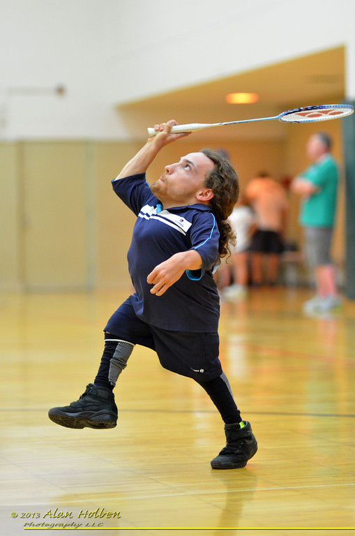 Badminton World Dwarf Games