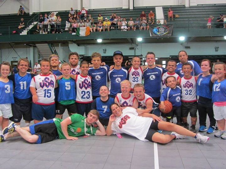 Basketball World Dwarf Games