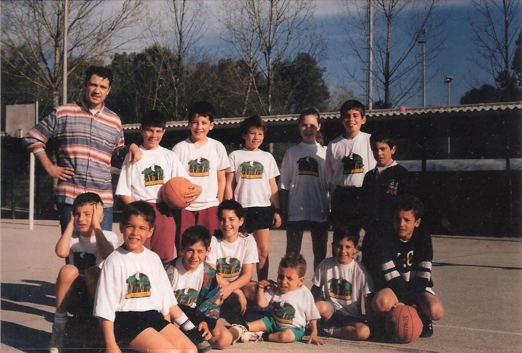 Equip Pins del Vallès 1996