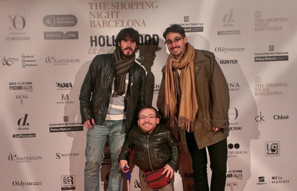 Amb els directors.