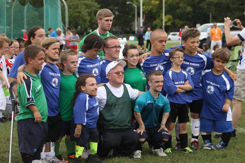 Soccer World Dwarf Games