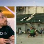 Un jugador de bàsquet que fa un metre d'alçada estrena documental - 8tv