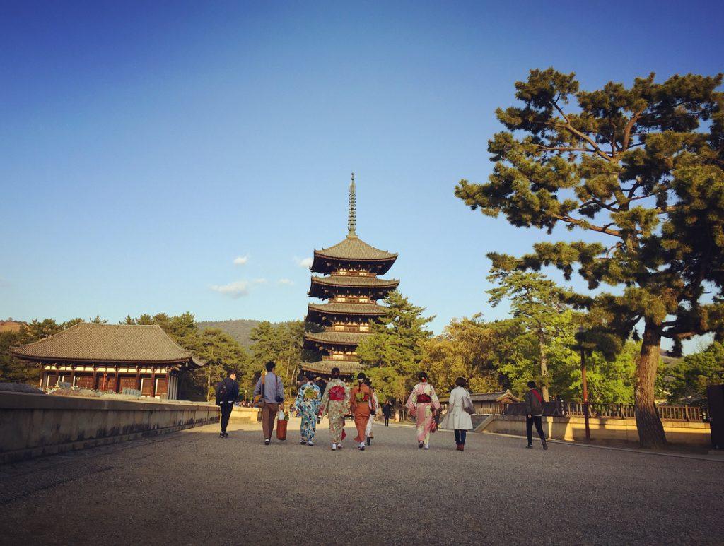 Temple a Nara