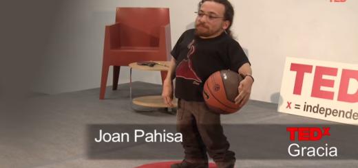 Joan @ TEDxGràcia